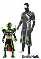 Kamen Rider Cronus Rubberized Fabric Cosplay Costume - Power Ranger | UncleHulk