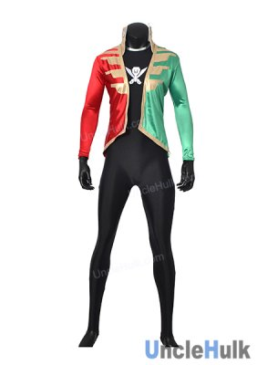 Kaizouku Sentai Gokaiger Colorized Soldier Fancy Costume