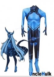 ZERO One 001 DARLING in the FRANXX Costume Cosplay Lycra Spandex Zentai Bodysuit | UncleHulk