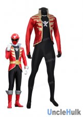 Kaizouku Sentai Gokaiger Red Soldier Fancy Costume
