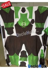 On Sale: Green Lantern | Deffective Lycra Fabric (less elasticity) Costume