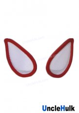 Rubber Spider-Man Lenses Spiderman Eyes Style 16 - Cosplay Props - ONLY lenses | UncleHulk