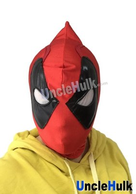 Deadpool Hood with Angry Eyes