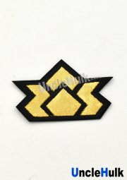 Shinkenger / Power Rangers Samurai Chest Patch Super Sentai Power Rangers