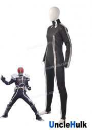 Kamen Rider Faiz Axel Form Rubberized Fabric Cosplay Costume - Power Ranger | UncleHulk