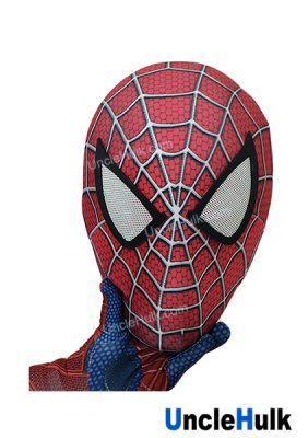 Rubber Spider-Man Lenses Spiderman Eyes Style 5 - Cosplay Props - ONLY lenses | UncleHulk