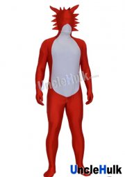 Red Dragon Zentai Suit