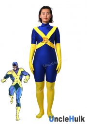 X-men Cyclops Female Lycra Zentai Cosplay Costume