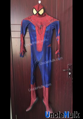 On Sale: Spiderman Kid Size M with Hood and Lenses and shoes - Kid size M