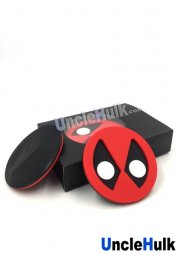 Deadpool Rubber Symbol Style #5 (surprised)