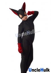 Black Cat Zentai Suit