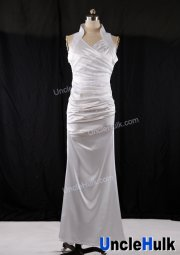 Lunafreya Nox Fleuret Costume Princess Evening Dress
