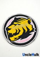 Hyakujuu Sentai Gaoranger Belle Tiger Sew on Embroidered Patch