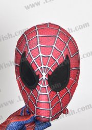 Rubber Spider-Man Lenses Style 6