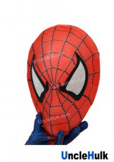 Rubber Spider-Man Lenses Spiderman Eyes Style 9 - Cosplay Props - ONLY lenses | UncleHulk