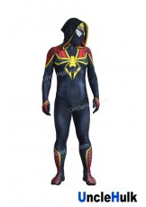 Yellow Spider Spiderman Lycra Zentai Costume