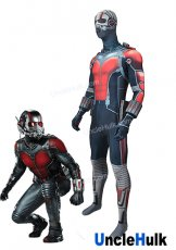 Ant-Man Cosplay Costume Lycra Suit and Accessories 2015 Marvel Movie Ant-Man | UncleHulk