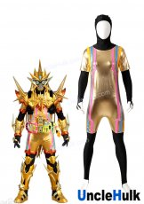 Kamen Rider Ex-aid Muteki Gamer Cosplay Costume - Inner Bodysuit and Outer Suit | UncleHulk