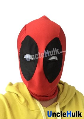 Deadpool Hood with Smilling Eyes