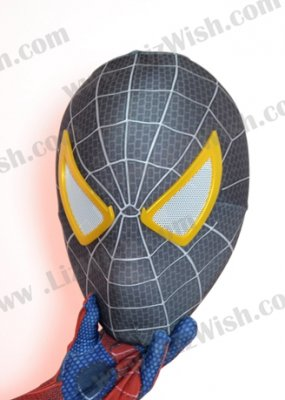 Rubber Spider-Man Lenses Style 7