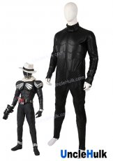 Kamen Rider Skull Cosplay Costume Bodysuit - rubberized fabric and diving suit fabric | UncleHulk