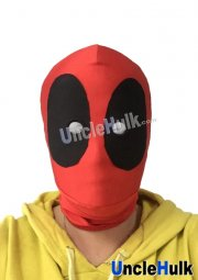 Deadpool Hood with Peas Eyes