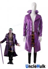 Batman Suicide Squad: Joker Cosplay Costume (Coat+Pants)