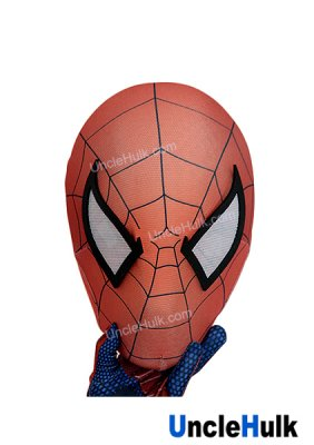 Rubber Spider-Man Lenses Spiderman Eyes Style 8 - Cosplay Props - ONLY lenses | UncleHulk