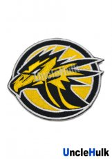 Hyakujuu Sentai Gaoranger Noble Eagle Sew on Embroidered Patch
