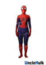 High-class Spider Girl Zentai Costume with Lenses | UncleHulk