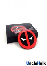 Deadpool Rubber Symbol Style #6 (determined)