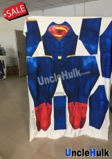 On Sale: Superman | Deffective Lycra Fabric (less elasticity) Costume