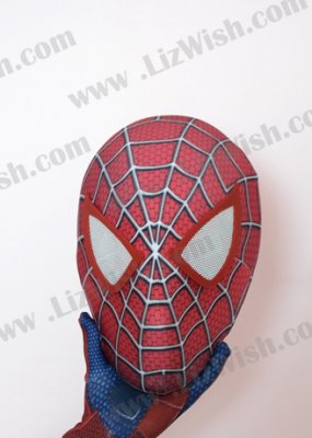 Rubber Spider-Man Lenses Style 5