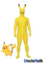Pikachu Cosplay Costume - Pocket Monster