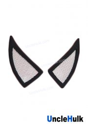 Rubber Spider-Man Lenses Spiderman Eyes Style 17 - Cosplay Props - ONLY lenses | UncleHulk