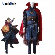 Doctor Strange Costume Set 2016movie Stephen Steve Vincent Strange Halloween Cosplay Costume | UncleHulk