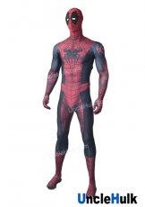 Pirate Style Spiderman Deadpool Spandex Lycra Zentai Bodysuit | UncleHulk
