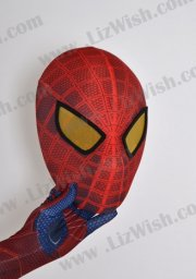 Rubber Spider-Man Lenses Style 2