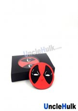 Deadpool Rubber Symbol Style #1 (elated)