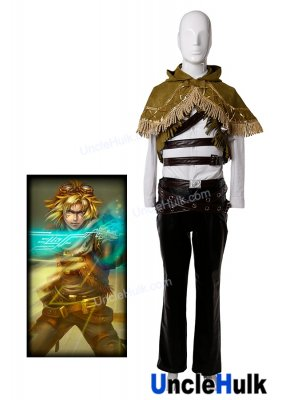 League of Legends Ezreal Original Skin Costume