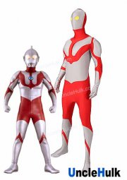 Shin Ultraman Retsuden Cosplay Lcra Costume Tights Include Headgear - add muscles | UncleHulk
