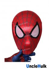 Rubber Spider-Man Lenses Spiderman Eyes Style 4 - Cosplay Props - ONLY lenses | UncleHulk