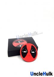 Deadpool Rubber Symbol Style #8 (elated)