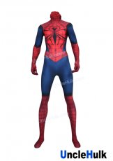 Big Spider Spiderman Lycra Zentai Bodysuit (without lenses)