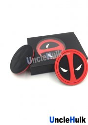 Deadpool Rubber Symbol Style #3 (fierce)