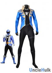 Kaizouku Sentai Gokaiger Blue Soldier Fancy Costume