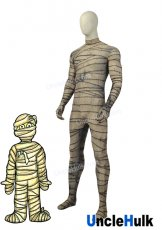 Halloween Mummy Zentai Lycra Bodysuit Cosplay Suit | UncleHulk