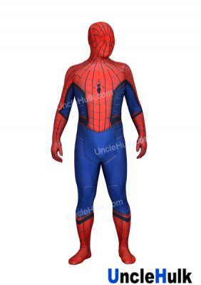 Small Spider Spiderman Lycra Zentai Bodysuit (without lenses)