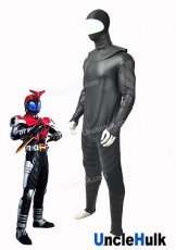 Masked Rider Kabuto Rubberized Fabric New Version Undercoat Cosplay Costume | UncleHulk