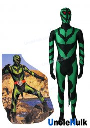 Dyna Man Shippo Soldiers Cosplay Costume with Tail - PR9812 | UncleHulk